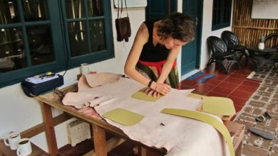 Photo of Guide On Leather Workshop Singapore